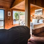 Cabin 4 bed and ocean view