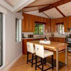 Sunset House kitchen